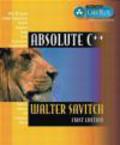 Walter Savitch,W Savitch - Absolute C++ CodeMate Enhanced Edition