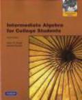 Dennis Runde,Allen Angel - Intermediate Algebra for College Students 8e