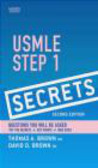 Thomas Brown,Thomas A. Brown,T Brown - USMLE Step 1 Secrets