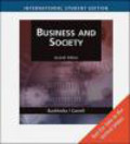 Archie Carroll,Ann Buchholtz,A Buchholz - Business and Society
