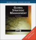 Mike W. Peng,M Peng - Global Strategic Management IE 2e