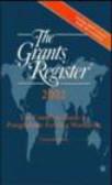 Grants Register 2002