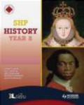 Ian Dawson,Sally Burnham,Dale Banham - History Pupil`s Book Year 8