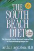 A Agatston - South Beach Diet The Delicious Doctor-Designed