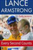 Lance Armstrong,L Armstrong - Every Second Counts