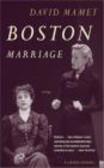 David Mamet,D Mamet - Boston Marriage