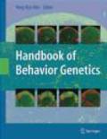 Y Kim - Handbook of Behavior Genetics