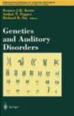 Genetics of Auditory Disorders
