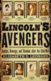 Elizabeth Leonard,E Leonard - Lincolns Avengers