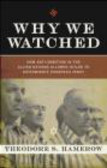Theodore Hamerow,T Hamerow - Why We Watched