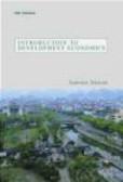 Subrata Ghatak,S Ghatak - Introduction to Development Economics