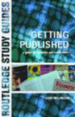 Jerry Wellington,J Wellington - Getting Published