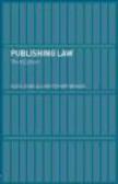 H Jones - Publishing Law