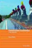 Danny Myers,D Myers - Construction Economics 2e