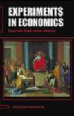 A Chaudhuri - Experiments in Economics