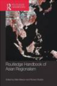 Mark Beeson - Routledge Handbook of Asian Regionalism