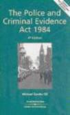 Michael Zander - Police & Criminal Evidence Act 1984