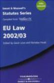 Nicholas Head,Gavin Love - European Union Law