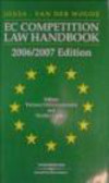 C Jones - EC Competition Law Handbook 2006/2007