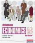 Chris Vidler,Andrew Ellams,Susan Grant - AS Success in Economics Edexcel Student Book