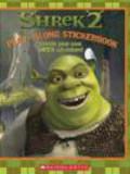 Scholastic - Shrek 2 Play-Along Stickerbook