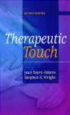 Stephen Wright,Jean Sayre-Adams - Therapeutic Touch