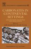 A. M. Alonso-Zarza - Carbonates in Continental Settings