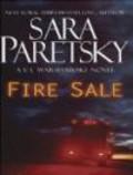 S Paretsky - Fire Sale