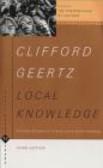 Clifford Geertz,C Geertz - Local Knowledge Further Essays in Interpretive Anthology