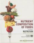 Lori Smolin,Mary Grosvenor,L Smolin - Nutrient Composition of Foods Booklet