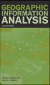 David Unwin,David O`Sullivan,D Sullivan - Geographic Information Analysis 2e
