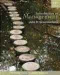 John R. Schermerhorn,J Schermerhorn - Introduction to Management 10e