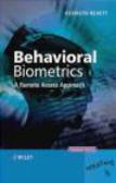 Kenneth Revett,K Revett - Behavioral Biometrics