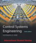 Norman Nise - Control Systems Engineering