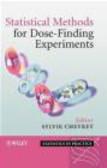 S Chevret - Statistical Methods for Dose-Finding Studies