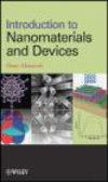 Omar Manasreh - Introduction to Semiconductor Nanomaterials and Devices