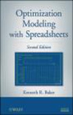Kenneth R. Baker - Optimization Modeling with Spreadsheets