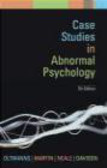 John M. Neale,Gerald C. Davison,Michele T. Martin - Case Studies in Abnormal Psychology 7e