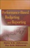 Per Erik Kihlstedt,Hans Johnsson,H Johnsson - Performance-Based Reporting