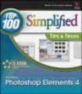 Linda Wooldridge,Mike Wooldridge - Photoshop Elements 4 Top 100 Simplified