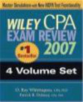 Patrick Delaney,Ray Whittington - Wiley CPA Exam Review 2007 4 vols