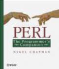 Nigel Chapman,N Chapman - PERL Programmer`s Companion