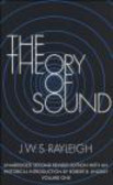 Rayleigh - Theory Of Sound v 1