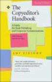 Amy Einsohn,A Einsohn - Copyeditor`s Handbook A Guide for Book Publishing