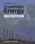 Edward Cassedy - Prospects for Sustainable Energy A Critical Assessment