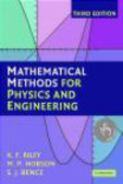 K. F. Riley,M. P. Hobson,S. J. Bence - Mathematical Methods for Physics & Engineering