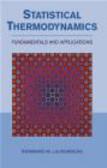 Normand M. Laurendeau,N Laurendeau - Statistical Thermodynamics