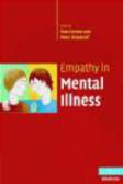 T Farrow - Empathy in Mental Illness