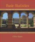 Chris Spatz - Basic Statistics 8e