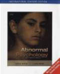 D Barlow - Abnormal Psychology